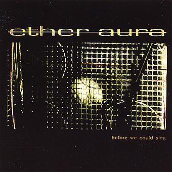 Eter Aura - før vi kunne synge [DVD] USA import