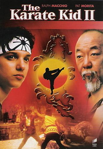 Karate Kid 2 (DVD)