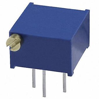 Trimmer sealed linear 0.5 W 100 Ω 9000 °