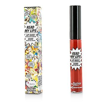 Thebalm Lee mis labios (brillo de labios con Ginseng) - #Wow! -6ml / oz 0.219