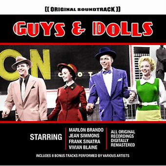 Guys and Dolls by Original Soundtrack