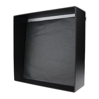 Givenchy Three Empty Gift Box (9'' X 9'' X 3.5'')