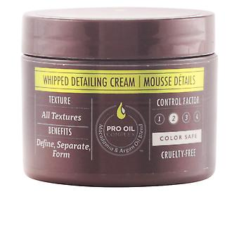 Macadamia Styling Whipped Detailing Cream 57gr Unisex New Sealed Boxed