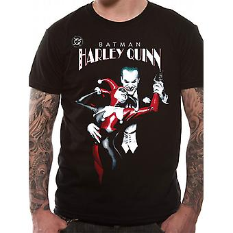 BATMAN - JOKER AND HARLEY QUINN (UNISEX)    T-Shirt