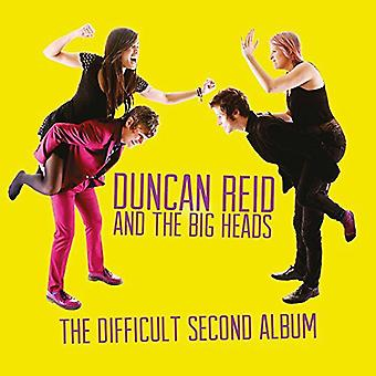 Duncan Reid & die großen Köpfe - schwierigen zweiten Album [CD] USA import