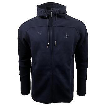 2018-2019 Italia Puma Azzurri Zip Thru Hoody (Reformation)