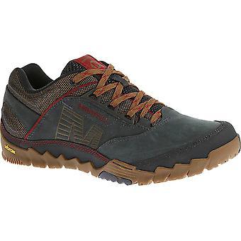 Merrell załącznika męskie skórzane oddychająca miejskich & spaceru buty