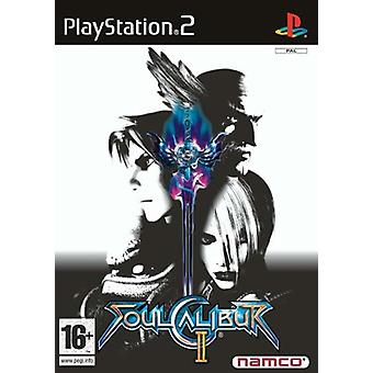 SoulCalibur II (PS2) - Factory Sealed
