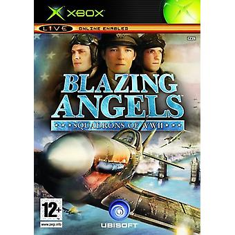 Blazing Angels Squadrons of WWII (Xbox)