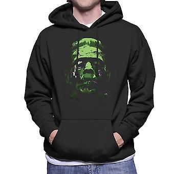 Frankensteins Monster Men's Hooded Sweatshirt
