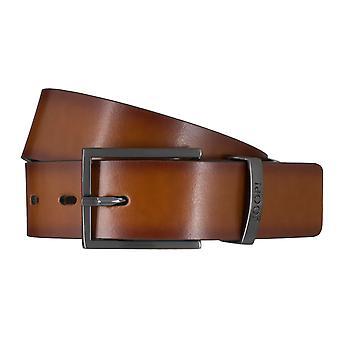 JOOP! Ceintures pour hommes ceintures cuir ceinture Cognac 5920