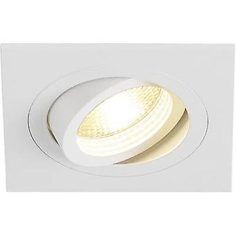 Recess-mount bracket EEC: depending on light source (A++ - E) HV halogen GU10 50 W SLV 113511 New Tria I White
