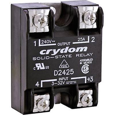 Crydom D2410 Solid State relais de charge électronique, montage sur panneau
