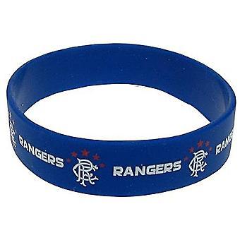Glasgow Rangers Fc silikonowa opaska