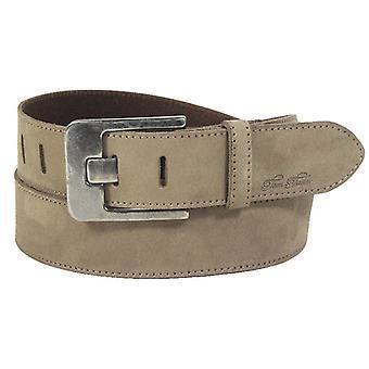 Tom tailor leather buckle belt TW1001L09-620