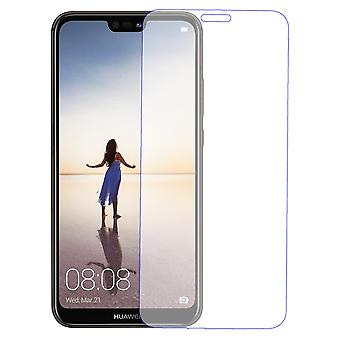 Huawei P20 Lite Displayschutzfolie 9H Verbundglas Panzer Schutz Glas Tempered Glas