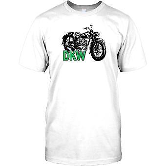 DKW Classic German Motorbike Mens T Shirt