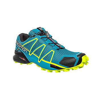 Salomon Speedcross 4 men's trekking shoes blue