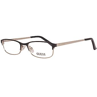 Guess glasses black