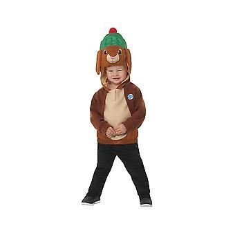 Peter Rabbit, Benjamin Bunny Deluxe Costume, Peter Rabbit TV, Small Age 4-6