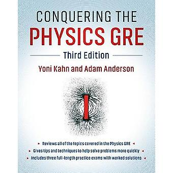 Conquering the Physics GRE by Yoni Kahn - 9781108409568 Book
