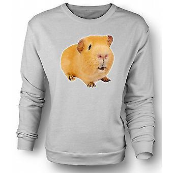 Womens Sweatshirt cobaye 2 - Animal de compagnie