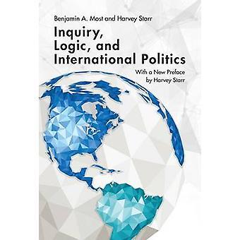 Förfrågan - logik- och internationell politik av Benjamin A. Mest - Ha