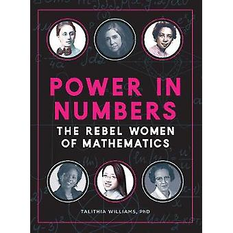 Power in Numbers - The Rebel Women of Mathematics by Talithia Williams