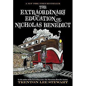 Het buitengewoon onderwijs van Nicholas Benedictus