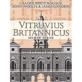 Vitruvius Britannicus, zweite Serie