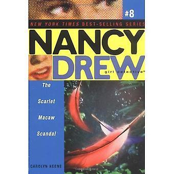 The Scarlet Macaw Scandal (Nancy Drew Girl Detective (Aladdin))
