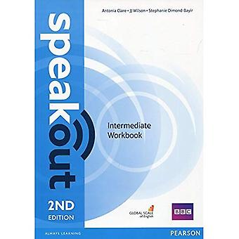 Speakout Intermediate Workbook Without Key