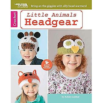 Little Animals Headgear: Bring on the Giggles with Silly Head Warmers! (Crochet)