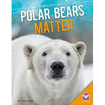 Polar Bears Matter (Bioindicator Species)