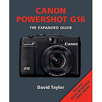 Canon Powershot G16 (The Expanded Guide)