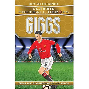 Giggs - Classic Football Heroes (Paperback)