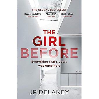 La chica antes (libro en rústica)