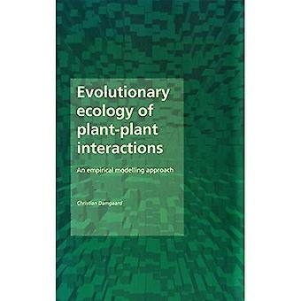 Evolutionär ekologi anläggning-växt interaktioner: en empirisk modellering strategi