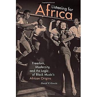 Listening for Africa
