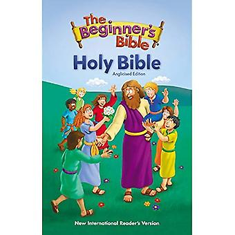Bible Sainte Bible NIrV débutants, anglicisé Edition, Hardcover