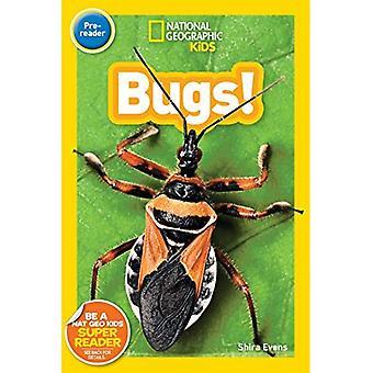 Los lectores de National Geographic Kids: Bichos (pre-lector) (lectores)