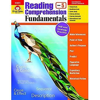 Reading Comprehension Fundamentals, Grade 5 (Reading Comprehension Fundamentals)