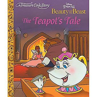 A Treasure Cove Story - Beauty & The Beast - The Teapot's Tale
