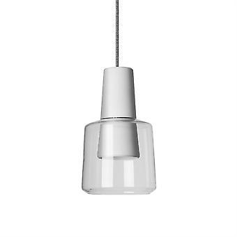 Khoi Single Anhänger Light White - LED-C4 00-4037-14-37