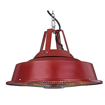 Eurom Partytent heater 1500W Sail - rood