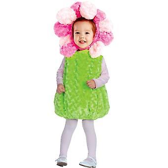 Cute Flower Toddler Costume