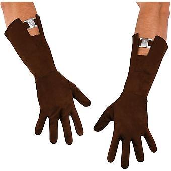 Captain America Movie Gloves A