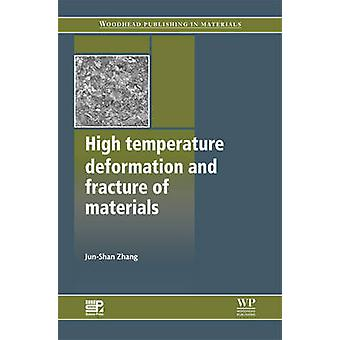 Hög temperatur Deformation och brott av material av Zhang & J. S.
