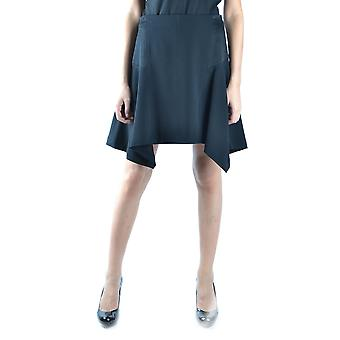 Marc By Marc Jacobs Black Polyester Skirt