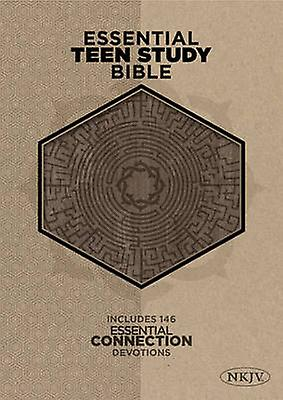 Essential Teen Study Bible-NKJV-Cork by Broadhomme & Holhomme Publishers